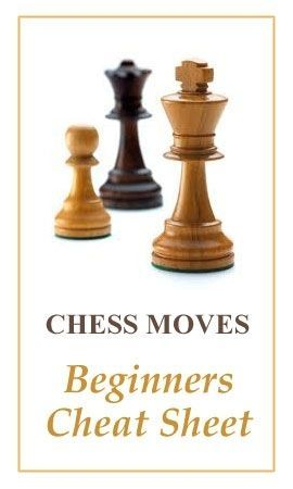 Chess Moves For Beginners