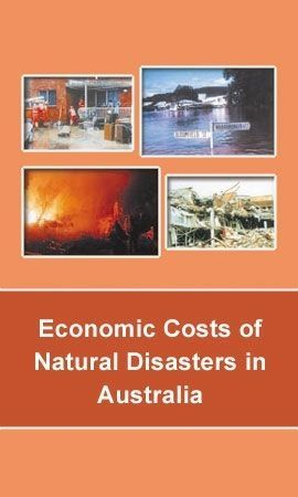Economic costs of natural disasters in Australia