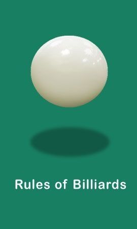 Rules of Billiards