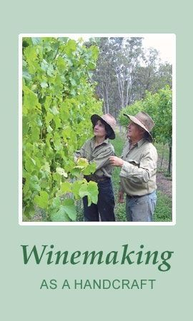 Winemaking as a Handcraft