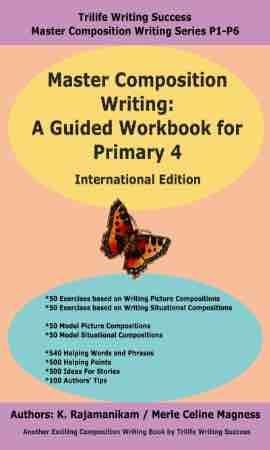 P4 Composition Writing Workbook World